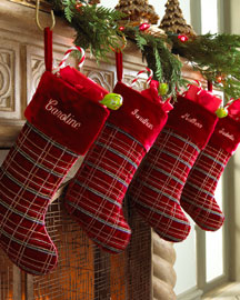 The Stockings Were Hung... | ConfettiStyle