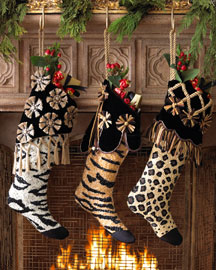 when it comes to decorating for the holidays beautiful christmas stockings are an essential item on my decorating list and because i try to change up my - Neiman Marcus Christmas Decor