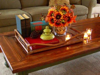 Stylish Coffee Table Decor Confettistyle