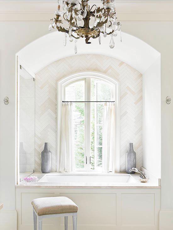 Anatomy of bathroom windows confettistyle for Bathroom window styles