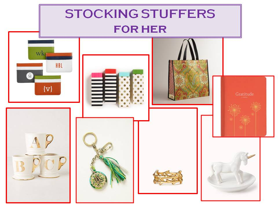 Stocking Stuffers For Him And Her Confettistyle