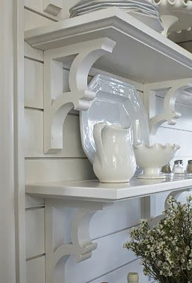 Decorating With Corbels Add This To Your Diy List