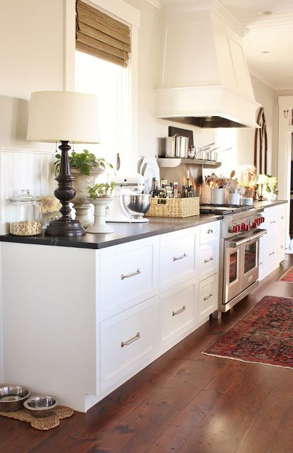Style Organization For Your Kitchen Counters Confettistyle