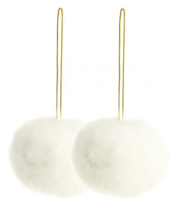 Fur Ornaments